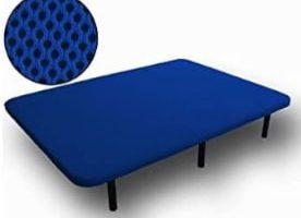 base cama tapizada 150x190 cm